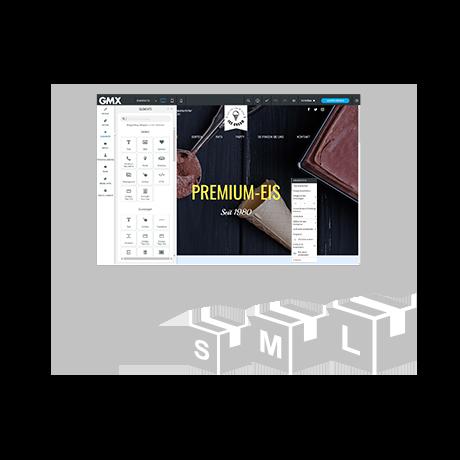 Webseite einfach mit Baukasten erstellen