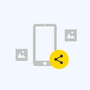 Automatische Sicherung für Fotos & Videos