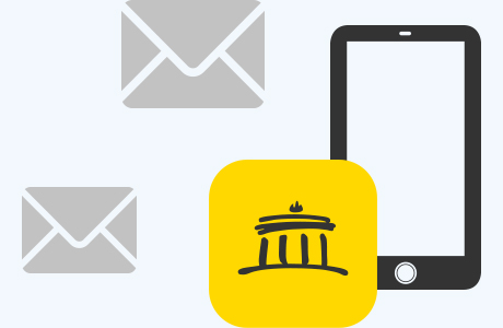 Mail App für iOS
