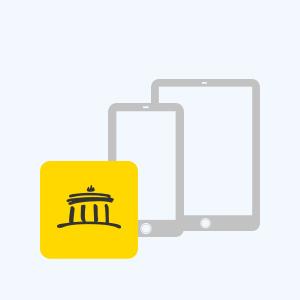 WEB.DE Mobile Mail und Portal