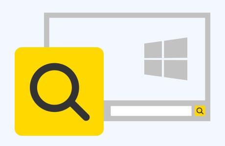 Desktop Suche