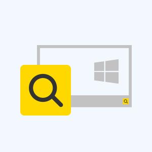 Suche für Windows