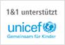 1&1 unterstützt UNICEF