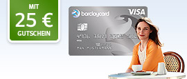 Barclay Card New Visa