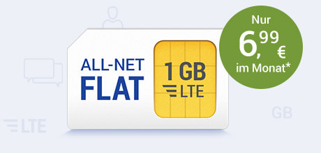 All-Net Flat LTE 1.000