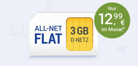 All-Net Flat 3.000