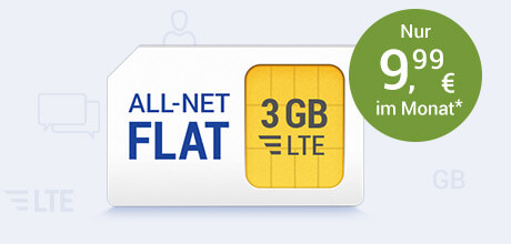 All-Net Flat LTE 3.000