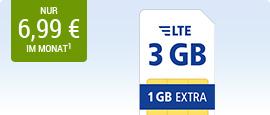 All-Net LTE 3 GB