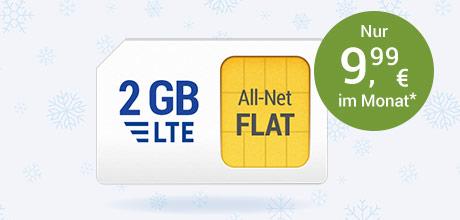 All-Net Flat LTE 2 GB