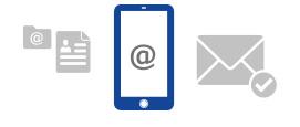 Keine E-Mail verpassen!