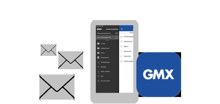Mehrere E-Mail-Accounts gleichzeitig verwalten