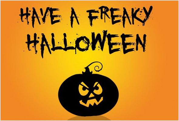 Hier ein Motiv aus unserer Halloween-Grußkarten-Sammlung.