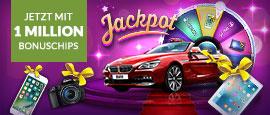 Games bei Jackpot.de