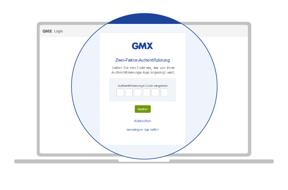 Gmx Zwei Faktor Authentifizierung