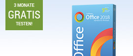 Office Paket 3 Monate GRATIS