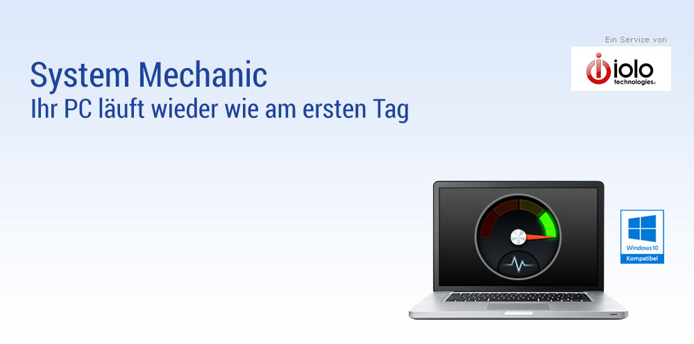 PC-Tuning mit System Mechanic