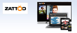 Zattoo HiQ Internet TV