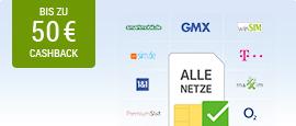 GMX Handytarif-Vergleich