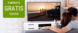 TV-Streaming mit waipu.tv