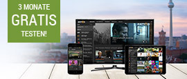 Zattoo Premium Internet TV