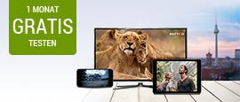 Zattoo TV-Streaming