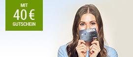 GMX Kreditkarten