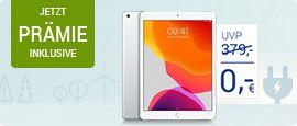 GMX Strom + iPad