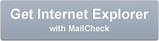 Get Internet Explorer with MailCheck