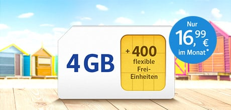 All-Net & Surf 4 GB