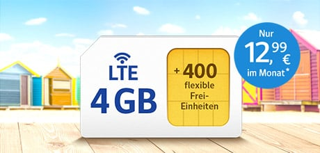 All-Net & Surf Flex 4 GB