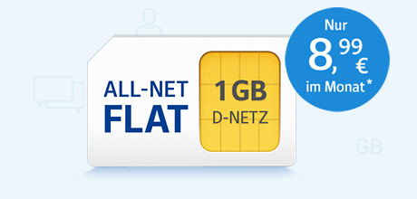 All-Net Flat 1.000