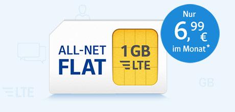 All-Net Flat LTE 1.000