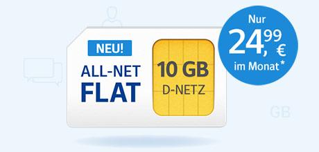 All-Net Flat 10.000