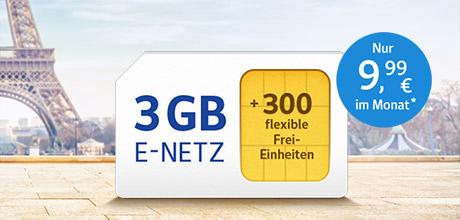All-Net & Surf 3 GB