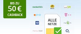 WEB.DE Handytarif-Vergleich
