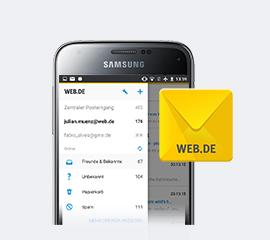 Web.De App Logout