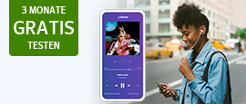 Deezer Musik-Streaming