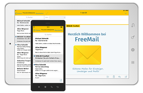 WEB.DE Mail Apps