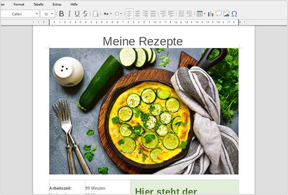 Schön und praktisch: die neuen Designvorlagen im Online Office