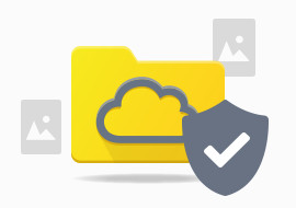 Sicheres Cloud-Backup