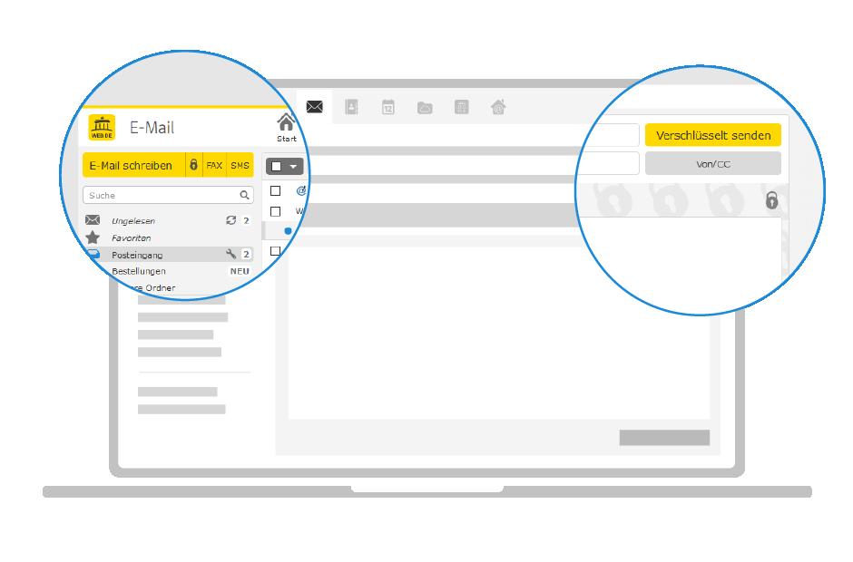Web De Alte Mails Wiederherstellen