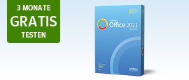 Office-Paket 3 Monate gratis