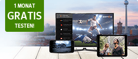 TV-Streaming Zattoo Premium