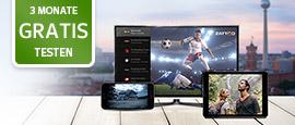 TV-Streaming Zattoo Premium