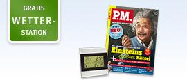 3 x P.M. Magazin
