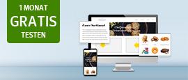 WEB.DE Homepage-Baukasten