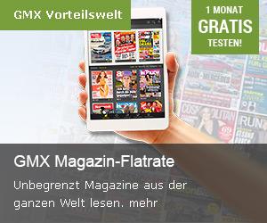 GMX Magazin-Flatrate