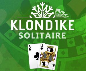 Klondike Solitaire jetzt online spielen!
