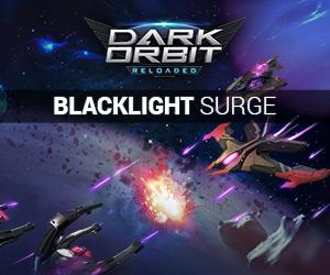 Dark Orbit Action Spiel - neues Event! Black-Light-Surge!