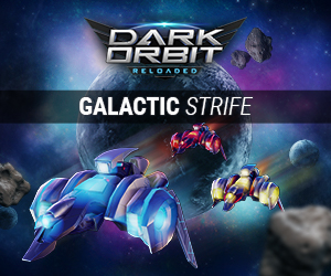 Dark Orbit Action Spiel